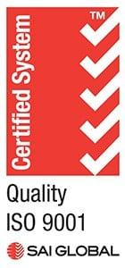 A quality sticker of Sai Global